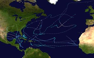 1970 Atlantic hurricane season hurricane season in the Atlantic Ocean
