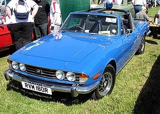 Triumph Stag - 1977 Triumph Stag Mark 2