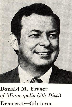 Donald M. Fraser