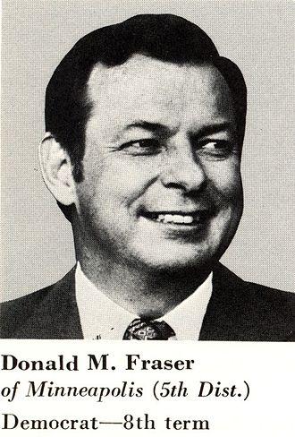 Donald M. Fraser - Image: 1977 Congressional Pictorial Donald Fraser