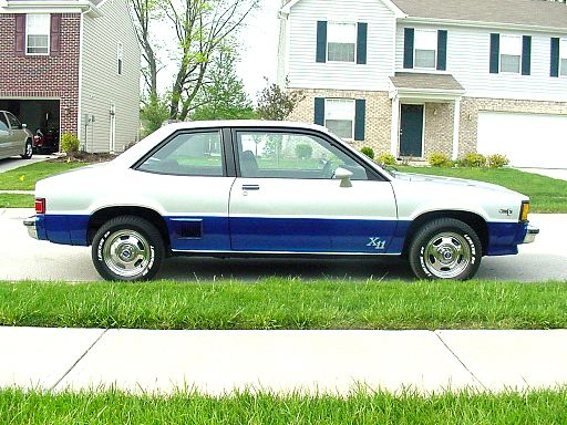 1980 Chevrolet Citation X11