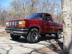 Ford Ranger (North America) - 1989 Ford Ranger