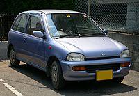 Subaru Vivio thumbnail