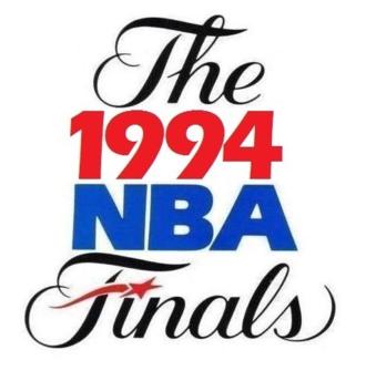 1994 NBA Finals - Image: 1994NBAFinals