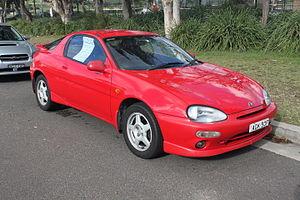 Mazda MX-3 - Eunos 30X (Australia)
