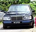 1996 Mercedes-Benz E-Class (W124) in Kelantan, Malaysia.jpg
