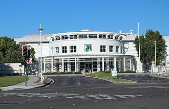 Advanced Micro Devices - Old AMD Headquarters (Sunnyvale, California)