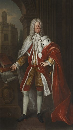 Charles Butler, 1st Earl of Arran - The 1st Earl of Arran.