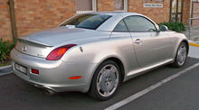Lexus 2 door coupe 2005