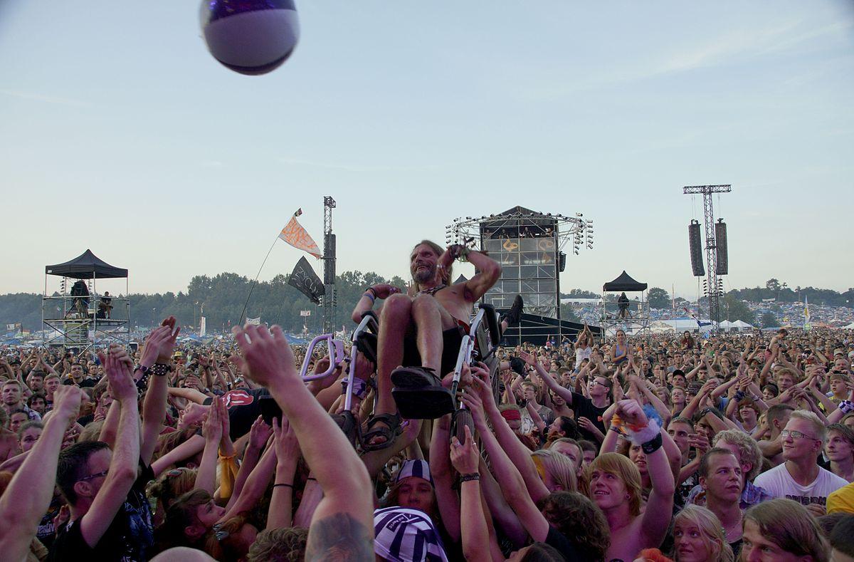 Woodstock date