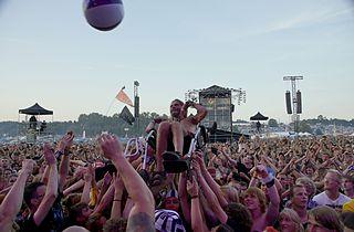 PolandRock Festival rock music festival in Poland