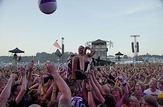 Woodstock Festival (Poland) - Image: 20012 08 przystanek woodstock 024