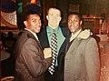 2001 Jamar Fletcher, Drew Brees and Jason Fletcher(brother).jpg