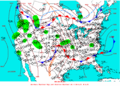 2003-05-04 Surface Weather Map NOAA.png