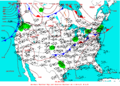 2003-06-13 Surface Weather Map NOAA.png