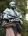20030702160DR Ludwigslust Schloßpark Büste Friedrich Franz III.jpg