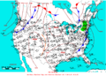 2006-06-28 Surface Weather Map NOAA.png