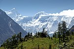 Nature reserves in the Altai Mountains