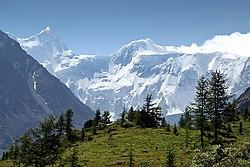 Altay mountains (Belukha)
