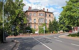 Grimmaische Straße in Döbeln