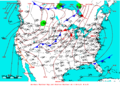2007-05-14 Surface Weather Map NOAA.png