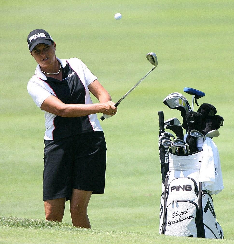 2007 LPGA Championship - Sherri Steinhauer (1)