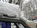 2008年雪灾后车顶的积雪 - panoramio.jpg