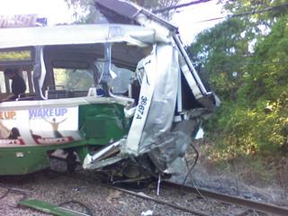 2008 Massachusetts train collision