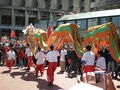2008 Olympic Torch Relay in SF - Dragon dance 03.JPG