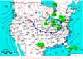 2009-06-30 Surface Weather Map NOAA.png