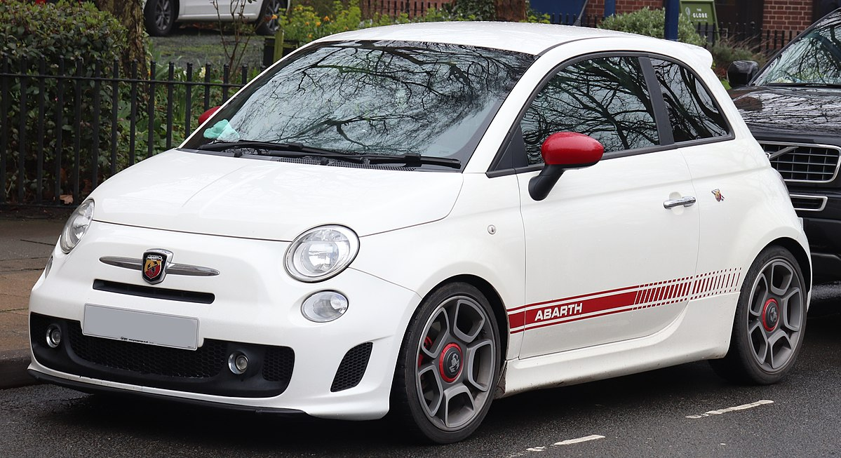 Abarth 500 - Wikipedia