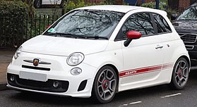 74eb7a4cd Fiat 500 (2007) - Wikipedia