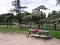 2010-02-27 Mesa piknic en la Casa de Campo - panoramio.jpg