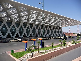 airport in Morocco