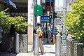 2010 07 20650 6672 Da'an District, Taipei, Xinyi Road, Pedestrian signals, Taiwan.JPG