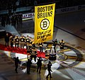 2011 Boston Bruins Banner Raising.jpg