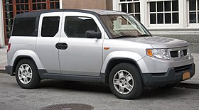 Image illustrative de l'article Honda Element