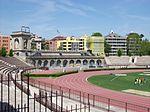 2012-04-27 Milano Arena Civica curva e ingressi lato nord.jpg