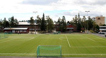 e0e31e67 Bjøråsen kunstgress er klubbens hjemmebane