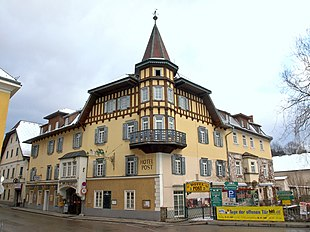 2012.01.15 - Weyer36 - Hotel Post, Oberer Markt 2 - 01.JPG