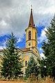 2012 Powiat cieszyński, Dębowiec, Kościół św. Małgorzaty (01).jpg