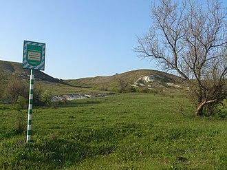 Kramatorsk - Kramatorsk landscape park