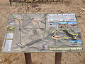 2014-07-28 12 58 16 Park map at the fossil shelter in Berlin–Ichthyosaur State Park, Nevada.JPG