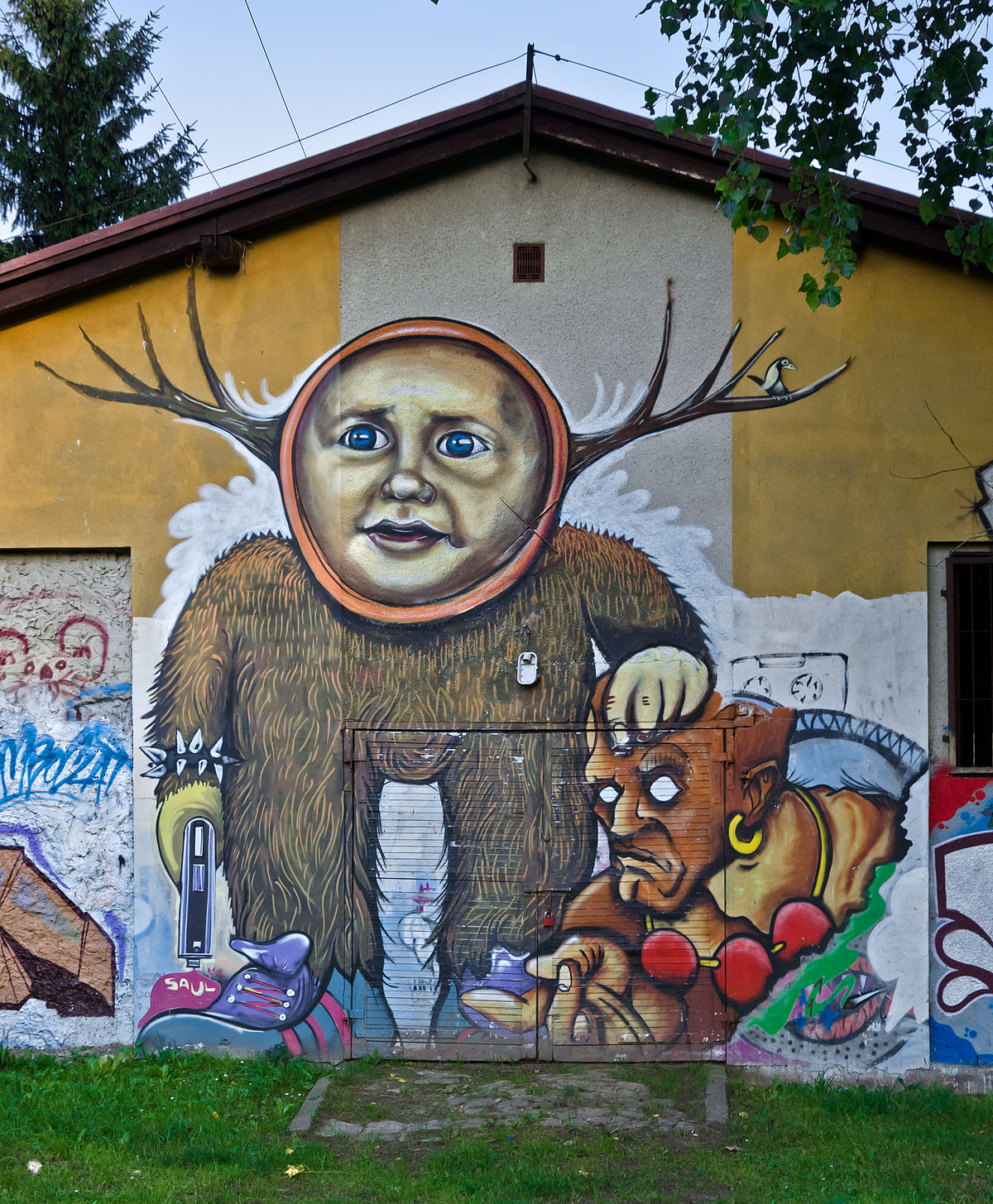 graffiti � wikipedia wolna encyklopedia