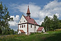 2014 Kościół św. Michała Archanioła w Siennej 03.JPG