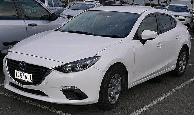 3 (BM) - Mazda