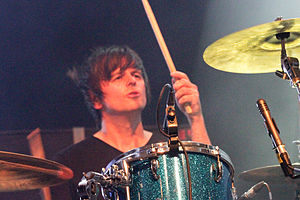 Simon Scott (drummer) - Simon Scott (2014)