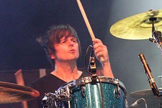 Simon Scott (drummer) - Simon Scott (2014)