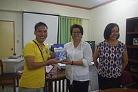 2014 Waray Wikipedia Edit-a-thon 06.JPG