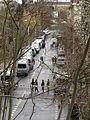 2015-11-17 Praha – policejní zátarasy na Albertově (IMG 3384).JPG